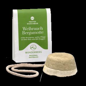 #32 Weihrauch – Bergamotte