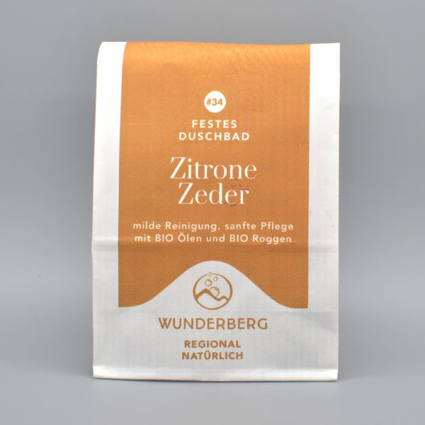 #34 Zitrone – Zeder